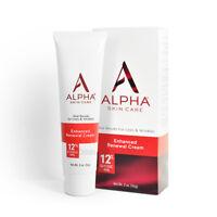 ALPHA Skin Care Essential Renewal Cream 2oz / 56g