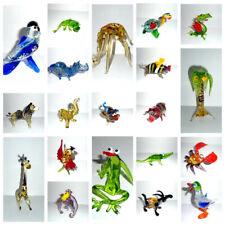 Handmade Art Glass Blown Glass Lampwork Figurines (Meium Size) #3