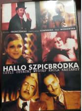 Hallo Szpicbrodka POLISH DVD Janusz Rzeszewski