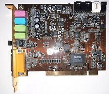 Terratec DMX X fire 1024 - PCI Soundkarte
