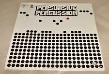 Persuasive Percussion by Terry Snyder (Vinyl LP, 1978 USA Sealed)