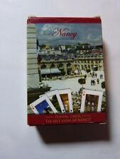 jeu de cartes NANCY , les plus belles vues de nancy  (cp10)