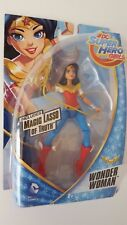 "New DC Super Hero Girls Mattel Wonder Woman 6"" Figure with Magic Lasso !!!"