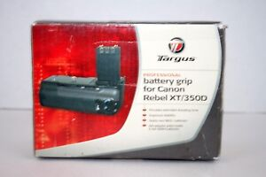 Targus  Battery Grip for Canon 20D 30D 40D 50D Cameras Factory Sealed IOB