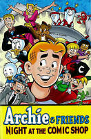 Archie & Friends: Night at the Comic Shop by Fernando Ruiz 2011 Graphic Novel