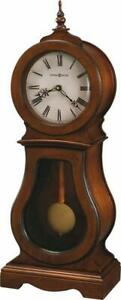 NEW Howard Miller Cleo 84th Anniversary Edition Mantel Clock in Chestnut 635-162