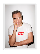 Supreme MORRISSEY  Poster - Matte - 18x24 inches - Huge and HQ print - FREE SHIP