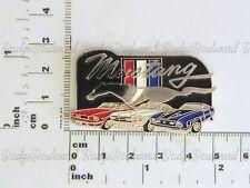 Ford Mustang 65-72 Lapel Pin Badge
