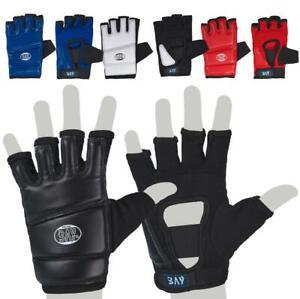 BAY-Sports Sandsackhandschuhe Handschuhe Sandsack Boxsack Kampfsport Krav Maga