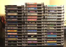 NEW TITLES!- Used NES Games- Cartridges Only- All Games Cleaned & Tested