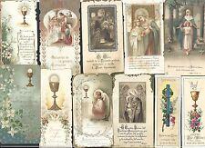 11 holy card antiques de religiosas santino image pieuse estampa