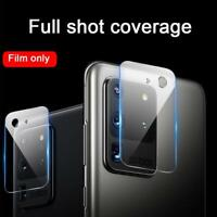 For Samsung Galaxy S21 Full Cover Tempered Glass Camera Len Protector 2021