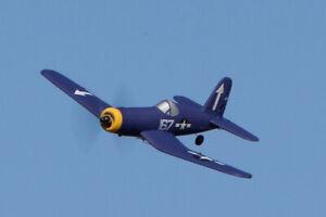 F4U Corsair Micro RTF RC Airplane w/PASS (Pilot Assist Stability Software)