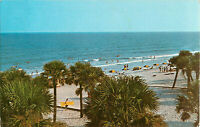 Postcard Greetings From Myrtle Beach, SC The Riviera of the South