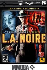 L.A. Noire - Complete Edition - Steam Download Code PC Digital Key Neu [DE] [EU]