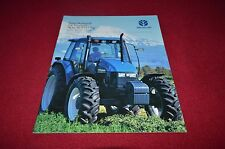 New Holland TS90 TS100 TS110 Tractor Dealers Brochure YABE11