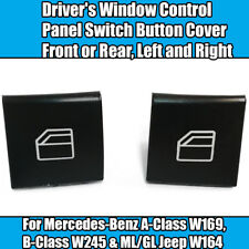 1x L+R (1+1) Window Control Switch For Mercedes A/B Class Jeep W164 W245 W169