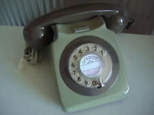 GPO BT 746 ROTARY TELEPHONE - RETRO STYLE - FREEPOST