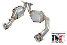 DEC Catalytic Converters FOR20433 Exhaust Pipe And Converter