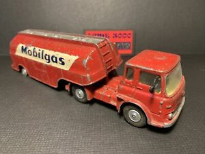 1959-65 Corgi 1110 Bedford MOBILGAS Petrol Tanker Truck - For Restoration
