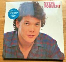 VINTAGE VINYL Record Collector STEVE FORBERT Still in Original Packaging BARGAIN