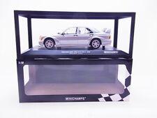 68109 Minichamps Mercedes-Benz 190E 1990 silber Modellauto 1:18 NEU in OVP