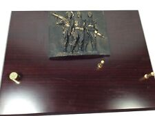 "Knife / Sword HANGER DISPLAY Soldiers Military 13"" X 10"""