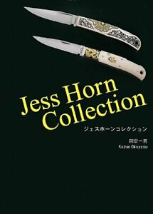 Jess Horn Collection Perfect Knife Collection Book