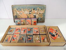 Cute Vintage Russian USSR Set 17 Matches Matchboxes CCCP Folk Soviet Dancing
