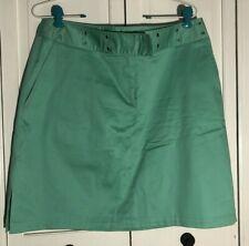 Sport Haley Golf Skirt Seafoam - Green sz 12