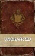 Uncharted Hardcover Ruled Journal (2016, Print, Other)