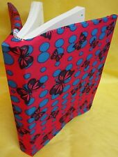 3 NEW Book Cover Stretchable Fabric Sox School College Student WHOLESALE PRICE