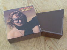 Joe Walsh: So What Empty Promo Box [Japan Mini-LP no cd james gang eagles ccr QA