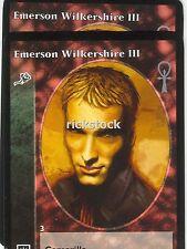 Emerson Wilkershire III x2 Toreador BSC