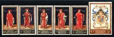 BELGIUM - BELGIO - 1959 - Serie culturale. Personaggi celebri
