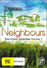 Neighbours (3 x DVD Set)-The Iconic Episodes Vol.1-Kylie Minogue-Jason Donovan