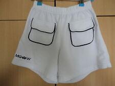 Mini short blanc Taille 14 ans avec 2 poches devant
