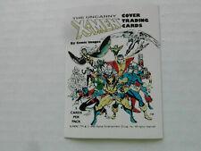 1990 X 2 The Uncanny X-MEN Cover Card Series 1