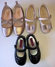 Osh Kosh Rachel Rampage Toddler Size 8 Mary Jane Dress Shoes Black Pink Patent