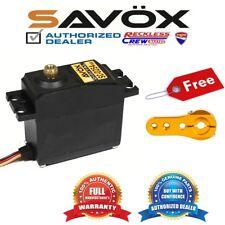 Savox SC-0254MG Digital Servo + Free Aluminium servo horn Gold