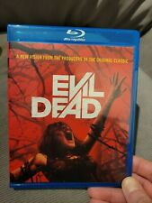 Evil Dead (Dvd, 2013) cult classic. English, French, Spanish audio wide-screen