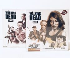The Walking Dead No Sanctuary Board Game And What Lies Ahead Expansion
