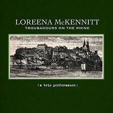 LOREENA MCKENNITT - TROUBADOURS ON THE RINE - CD