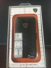 AUTOMOBILI Lamborghini  ULTRA-SLIM MURCIELAGO D3 Folio Wallet Case IPHONE5/5S/SE