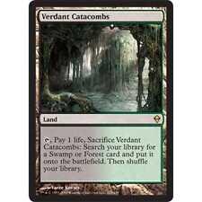 MTG Verdant Catacombs NM - Zendikar