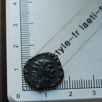 H04414 pièce de monnaie romaine antoninien à identifier