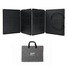 EcoFlow EFSOLAR110N Waterproof Folding Solar Panel Station Outdoors (Open Box)