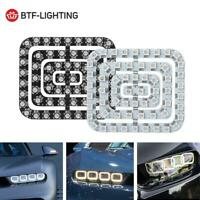 WS2812B Car LED Pixel Panel 5050 SMD Rettangolo 5050 RGB Full Color Digital DC5V