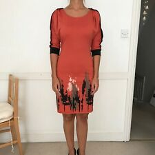 Orange dress_10_SALE