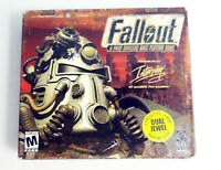 Fallout 1 & 2 Dual Jewel 2 Game Pack (2001) For Windows 95/98/NT PC Like New